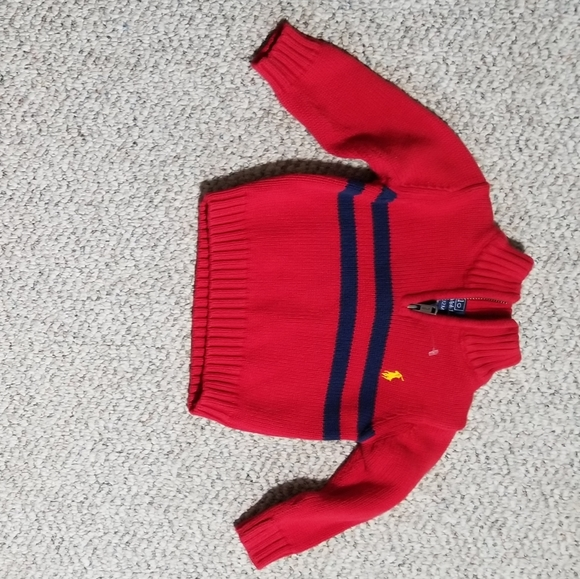 Polo by Ralph Lauren Other - Polo Ralph Lauren Baby Sweater